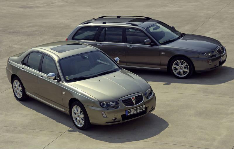 2004 Rover 75 Tourer 2004 Rover 75 Tourer