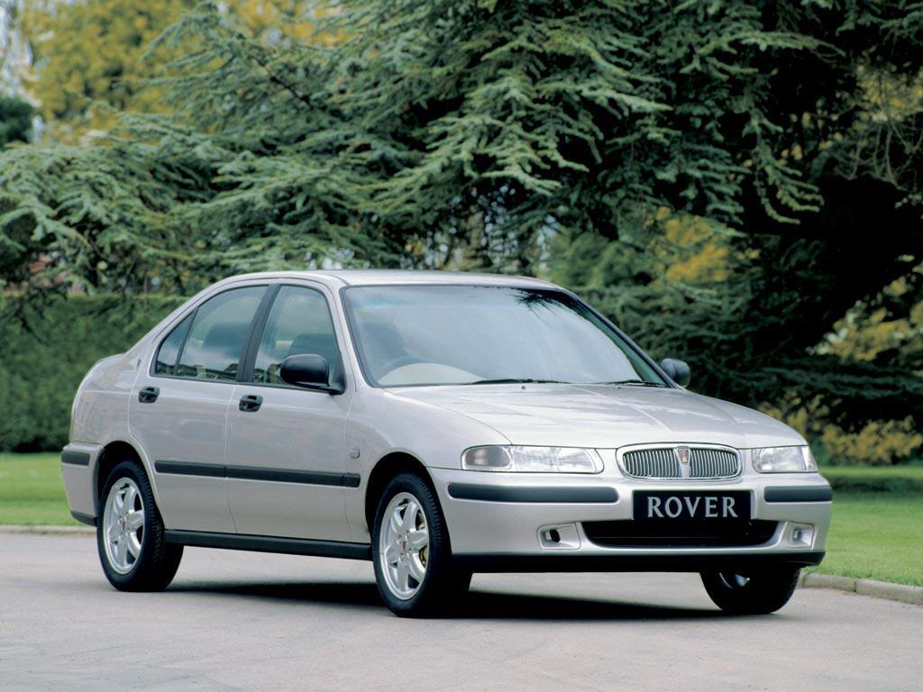 Rover 400 Winter Front Bumper